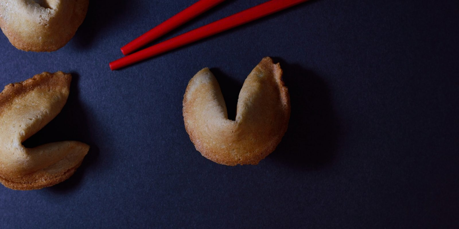 Chinese prediction cookie